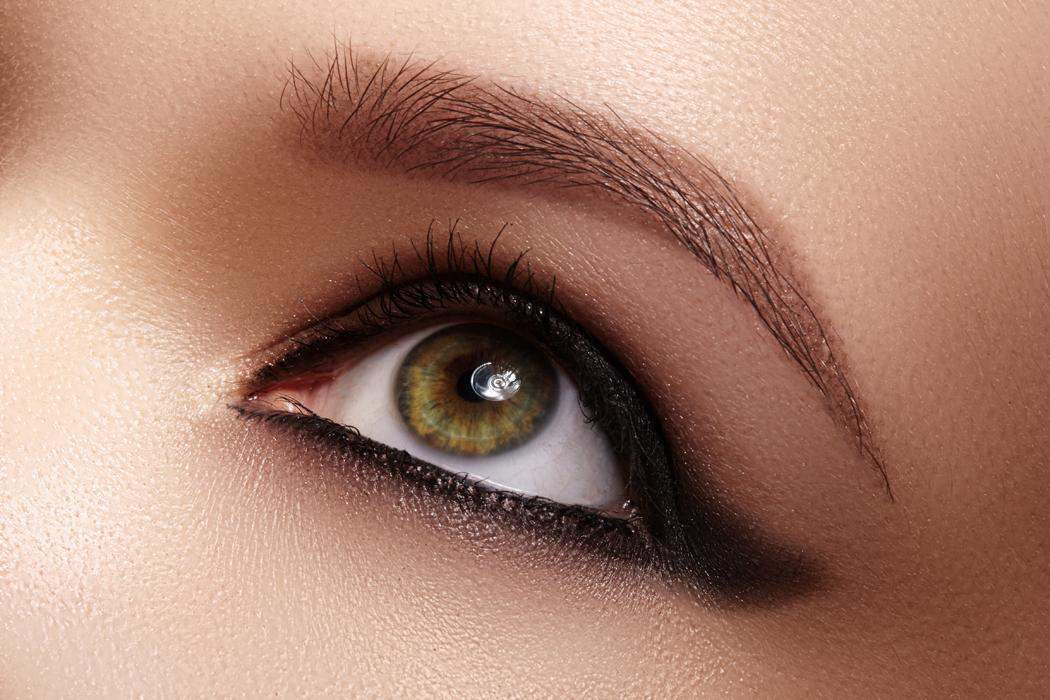comment faire trait eyelienr avec un crayon tutoriel