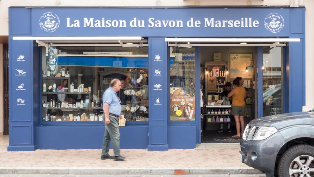 savon de Marseille beauté